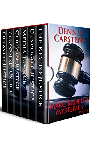Marc Kadella Legal Mysteries Vol 1-6 (Marc Kadella Series)