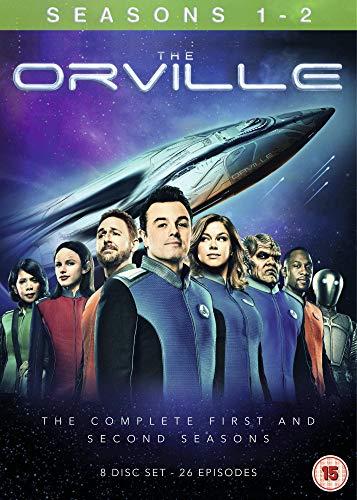 Orville Seasons 1-2 DVD [Italia]