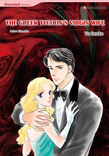 The Greek Tycoon's Virgin Wife: Harlequin comics (English Edition)
