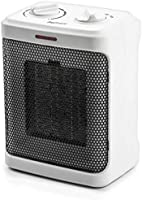 Pro Breeze Space Heater – 1500W Electric Heater with 3 Operating Modes and Adjustable Thermostat - Room Heater for...