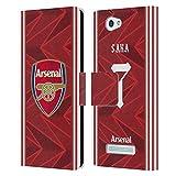 Official Arsenal FC Bukayo Saka 2020/21 Players Home Kit