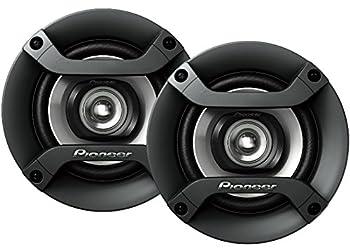 Pioneer 4  Speakers - 4-Inch 150 Watt Dual Cone 2-Way Speakers Set of 2 Model  TS-F1034R