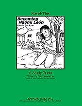 Becoming Naomi Leon: Novel-Ties Study Guide