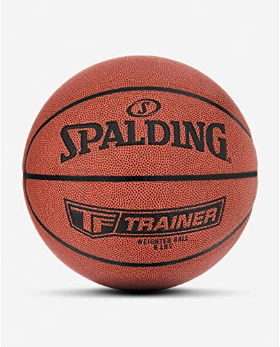 """Spalding TF-Trainer Weighted Men's Basketball, 6 lbs, 29.5"""""""