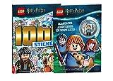 AMEET Lego® Harry Potter™ – Magische Abenteuer in Hogwarts + 1001 Sticker, Zauberhafter Spaß