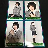 小池美波 避雷針 写真 4種 欅坂46 けやき坂46 日向坂46 櫻坂46