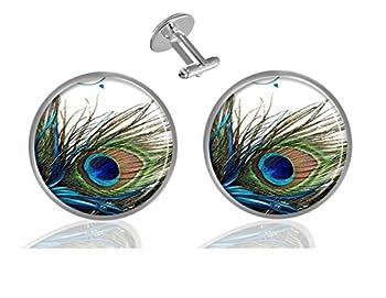 Best peacock cufflinks Reviews