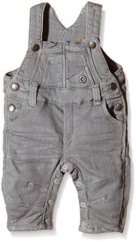 bellybutton Kiko Unisex Baby 0007652 Latzhosen, Grau (Grey Denim|Gray 0016), Herstellergröße: 62