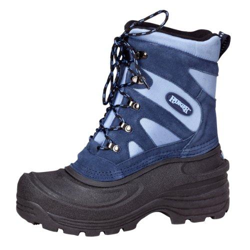 Ranger Womens A698 Lark Snow Boot,Blue (8)