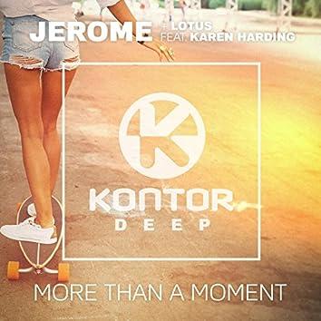 More Than a Moment (feat. Karen Harding)