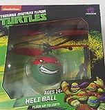 Nickelodeon Teenage Mutant Ninja Turtle Heli Ball Red Raphael