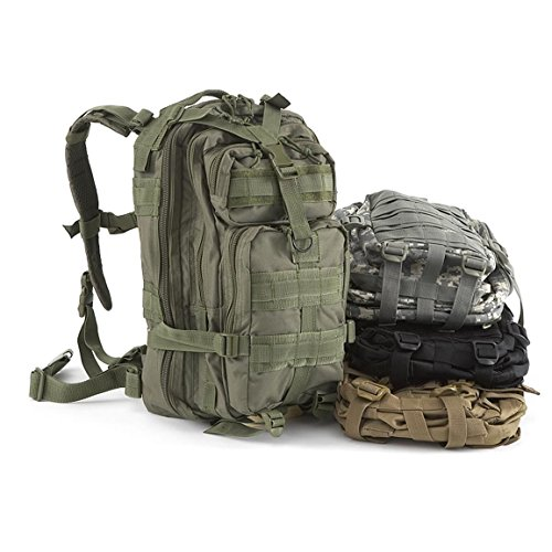 Renegade Survival First Aid Kit for Camping and Hiking or Home and Workplace. It is a Complete Kit for The Prepper Who Wants The Best Tactical Gear