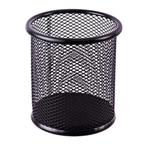 XINKONG Titular de la Pluma Metal Grid Pen Barrel Grid Barrel Oficina Oficina Papelería Pluma de Negocios Clase 9.8x9.1cm