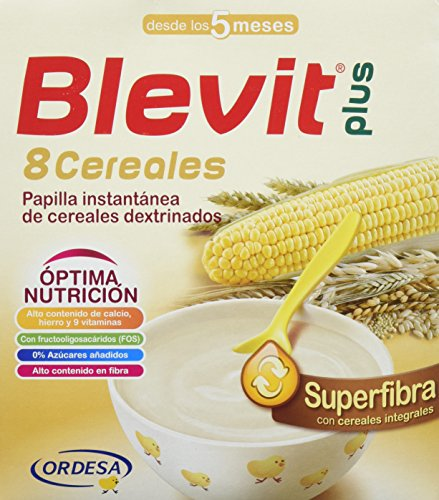 BLEVIT Plus Superfibra 8 Cereales - 600 gr