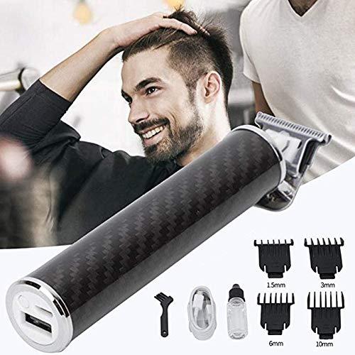 Elektrische Clipper Set Head Tondeuse Mannen Multifunctioneel Echargeable Hair Kappers Hair Clipper Suit Met 4 Limit Combs Voor Mannen Kids Gebruik Van De Familie