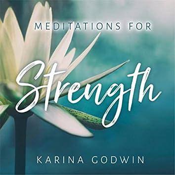 Meditations for Strength