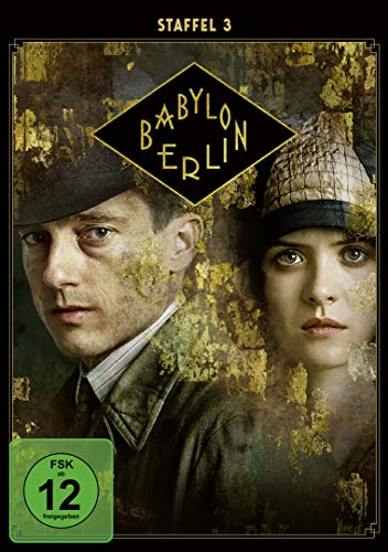 Babylon Berlin - Staffel 3 [4 DVDs]