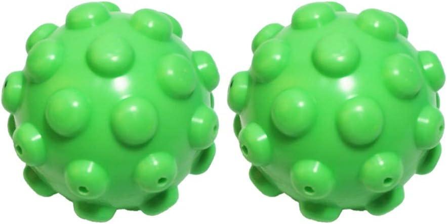 Phayee Bola de lavandería Limpia, Bolas de Secado Bola de Lavado Bola de Suavizado de Tela Bola de Vapor, descontaminación Limpieza de Ropa Anti-Envoltura Limpieza de Bolas de Secado, 2 Piezas