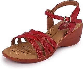 BATA Comfortina Women's Wedge Heel Sandals