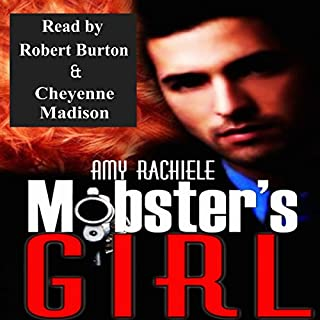 Mobster's Girl audiobook cover art