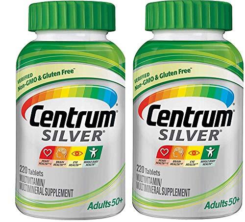 Centrum Silver Adults 50+ MultiVita…
