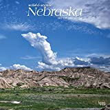 Nebraska Wild & Scenic 2022 12 x 12 Inch Monthly Square Wall Calendar, USA United States of America Midwest State Nature