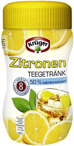 Krüger Instant-Teegetränk 400g - Zitronentee
