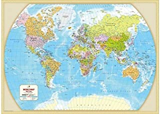 Best blank world map with us states Reviews