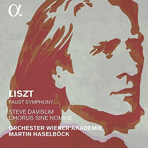 Orchester Wiener Akademie, Martin Haselböck, Steve Davislim & Chorus Sine Nomine