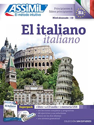 El Italiano Alumno (CD4+USB) (Senza sforzo