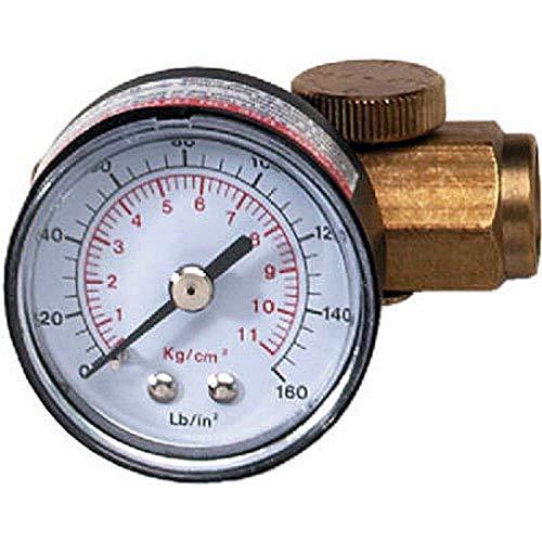 """Campbell Hausfeld mp1042del acelerador válvula 1/4""""NPT (F) W/calibre,"""