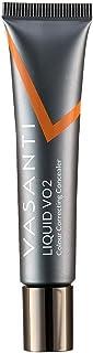 Liquid VO2 Undereye Color Corrector and Concealer by VASANTI - Medium to Deep Skin Tones - Paraben Free, Gluten Free - Loo...