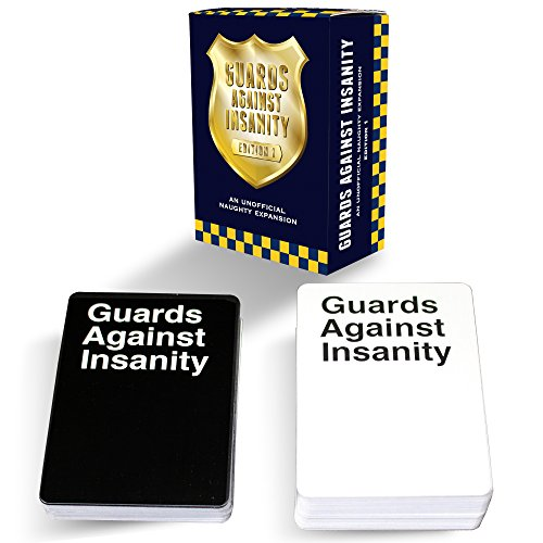"""Guards Against Insanity, edizione 2 - Gioco da tavolo, """"An Unofficial Naughty Expansion"""""""