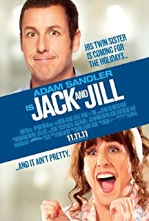 JACK AND JILL 11.5x17 INCH PROMO MOVIE POSTER