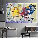 DIY Pintar por números Art abstrait peinture peinture décorative moderne pintura digital por números kits sobre lienzo Con pincel y pintura acrílica Pintura al óleo Kits de li40x60cm(Sin marco)