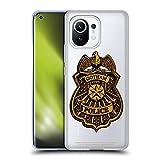 Head Case Designs sous Licence Officielle Batman Arkham Knight Gotham City Police Badge Graphiques Coque en Gel Doux Compatible avec Xiaomi Mi 11