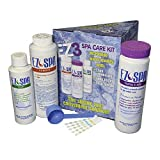 EZ Spa Care Chemical Kit for Spas and Hot Tubs