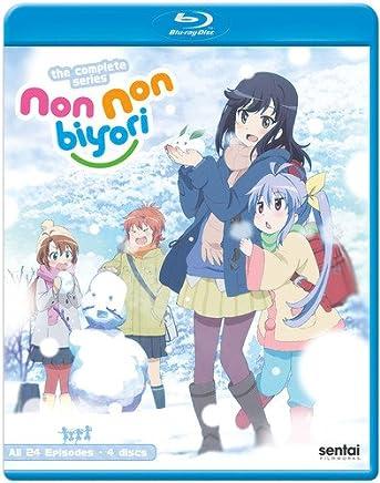 Non Non Biyori: Complete Collection/ [Blu-ray] [Import]