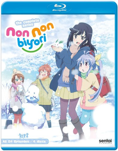 Non Non Biyori: Complete Collection [Blu-ray]