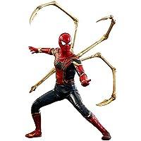 Hot Toys Movie Masterpiece 1/6 Scale Iron Spider Action Figure Spider-Man (Marvel Avengers 3 Infinity War Version) Spiderman Tom Holland