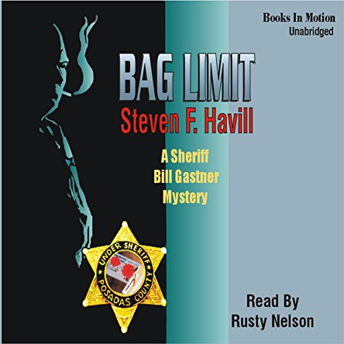 Bag Limit audiobook cover art