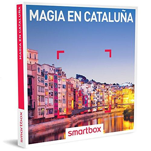 Smartbox - Caja Regalo para Adolescentes - Ideas Regalos Originales - Experiencias gastronómicas para Dos: 2 o 3 días en Cataluña
