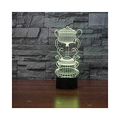La créativité de tête de lit de la forme LED de lampe de table touche la créativité électronique de nouveauté de table produits