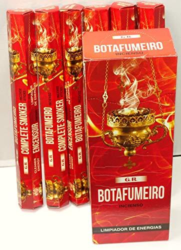 Incienso Limpiador energias Botafumiero GR - 120 VARILLAS
