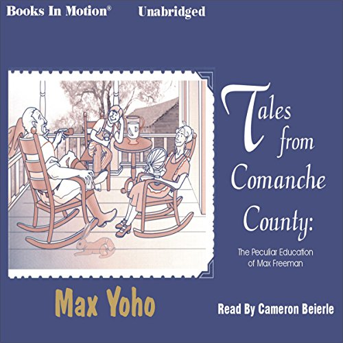 Tales from Comanche County audiobook cover art