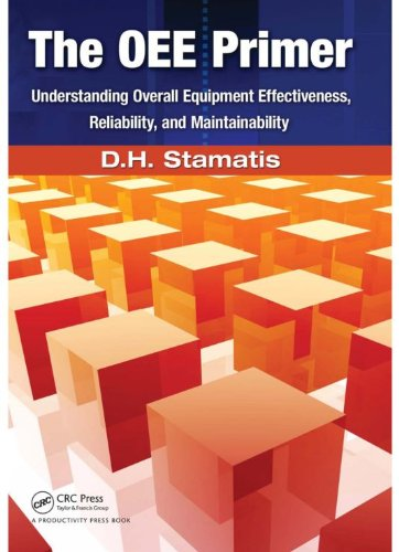 The OEE Primer: Understanding Overall Equipment Effectiveness, Reliability, and Maintainability