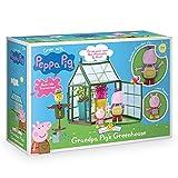 Peppa Pig- Grandpa Pig's Greenhouse Grow & Play Set Cultivo y Juego, Multicolor, 27.8 x 7.2 x 18.6 cm (Interplay PP202)
