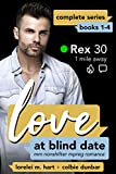 Love at Blind Date Complete Series: Books 1-4 (English Edition)