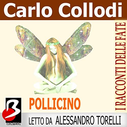 Pollicino [Tom Thumb] audiobook cover art