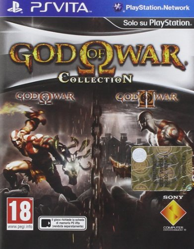 SONY GOD OF WAR COLLECTION PER PS VITA VERSIONE ITALIANA